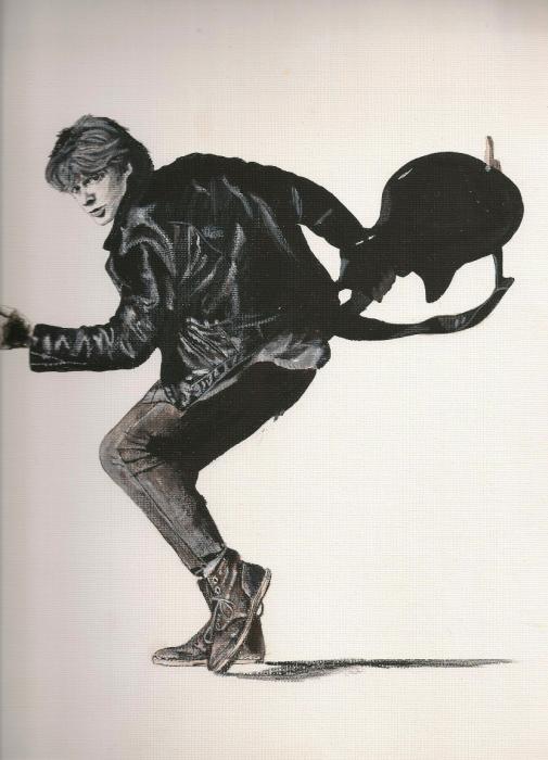 Bryan Adams by Shinichiro
